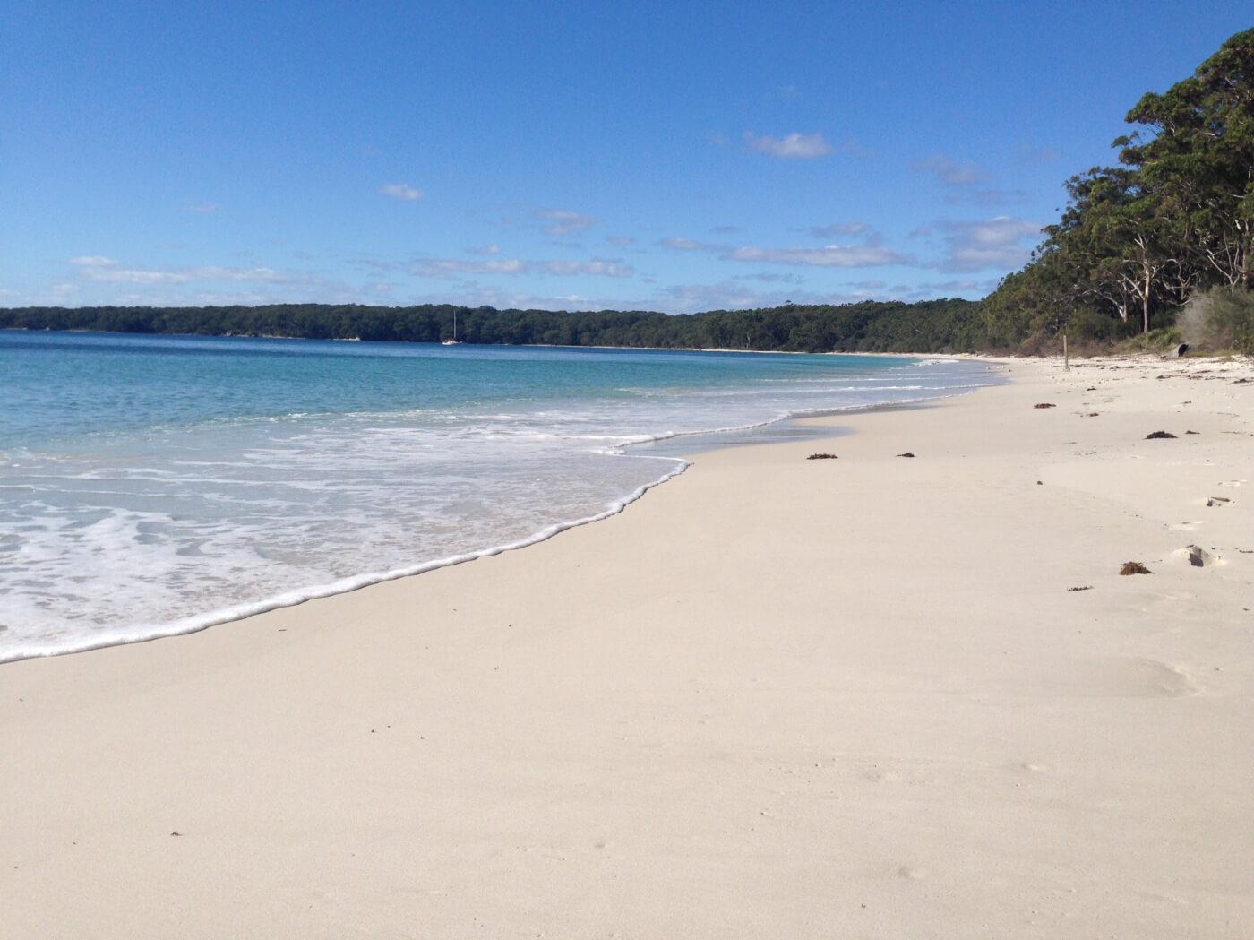 Booderee National Park - Beach view