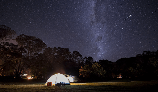 Camping at Bakala Farm