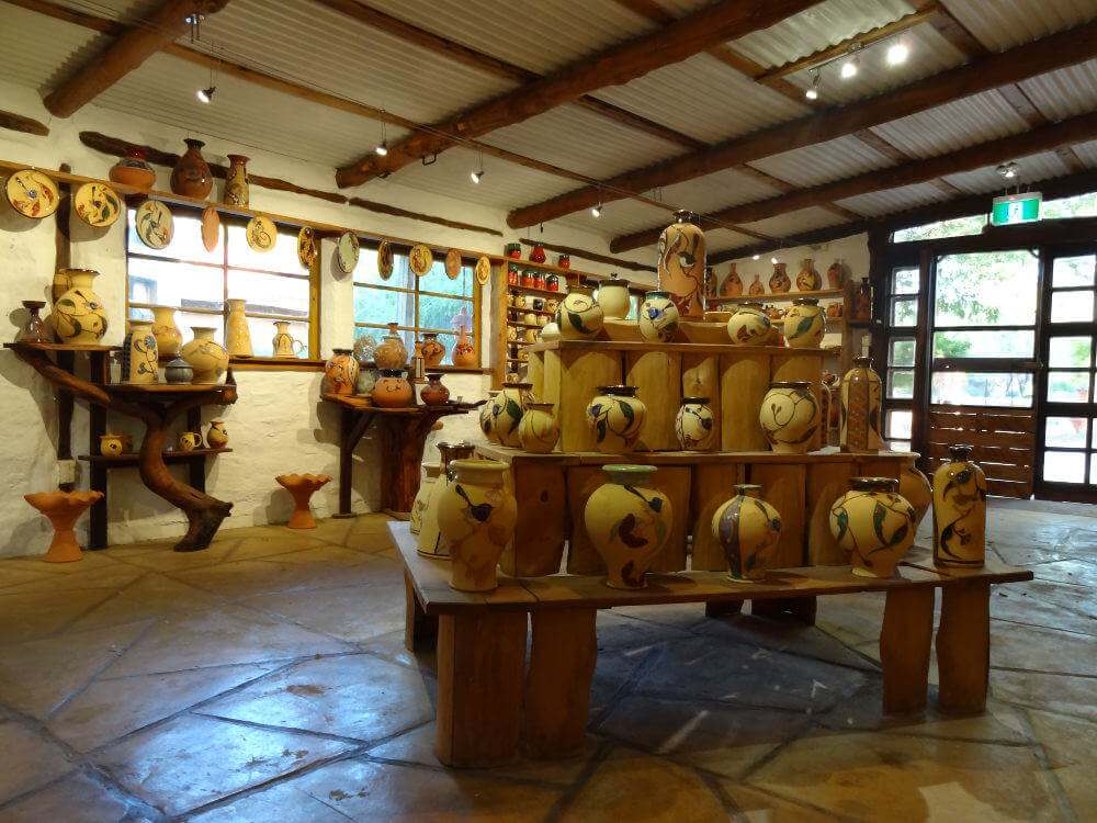 Pillita Pottery in Australia